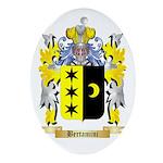 Bertamini Ornament (Oval)