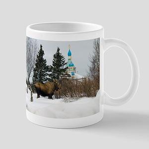 Moose Old Kenai Alaska Mug