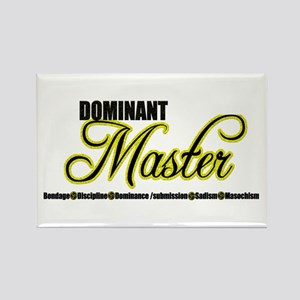 Dominant Master Rectangle Magnet