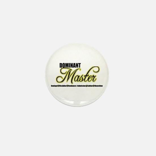 Dominant Master Mini Button