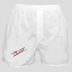 MASTER - Riding Crops Boxer Shorts