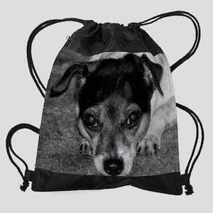Terrier Drawstring Bag