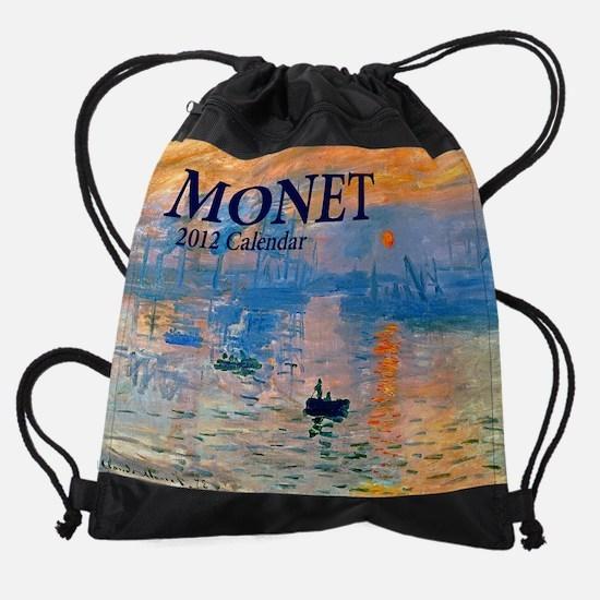 Monet Drawstring Bag