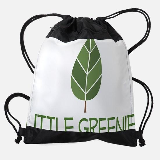 Little Greenie Earth Day Drawstring Bag