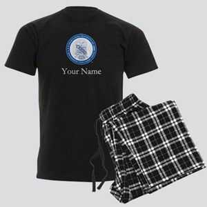 Phi Beta Sigma Shield Personal Men's Dark Pajamas