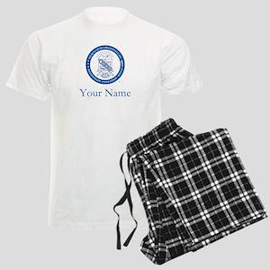 Phi Beta Sigma Shield Persona Men's Light Pajamas