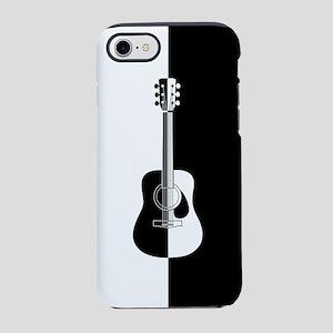 Cool Contemporary Guitar art iPhone 7 Tough Case
