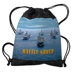 battle group copy.png Drawstring Bag