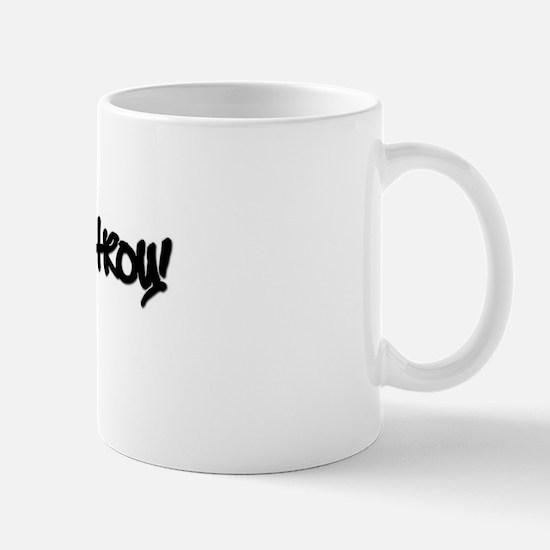 Sikh and destroy Mug