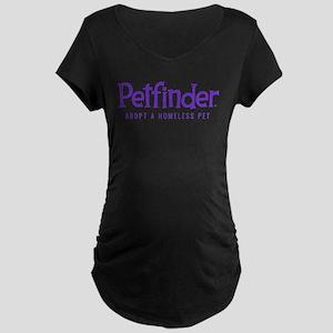 Petfinder Maternity T-Shirt