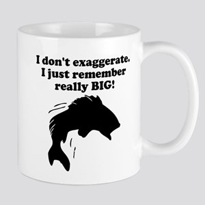 Remember Really BIG Mug