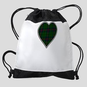 heart_reverse Drawstring Bag