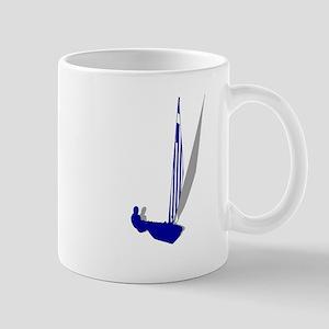 Greek Sailing Mug