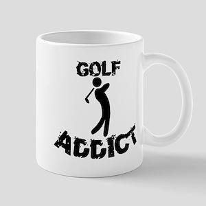 Golf Addict Mug