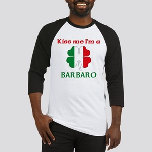 Barbaro Family Baseball Jersey
