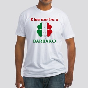 Barbaro Family Fitted T-Shirt