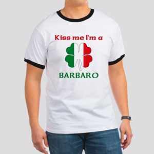 Barbaro Family Ringer T