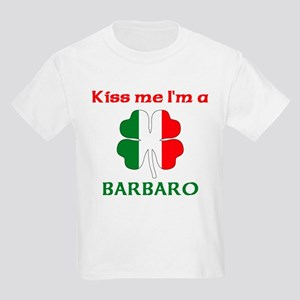 Barbaro Family Kids T-Shirt
