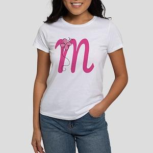Letter M Monogram Women's T-Shirt