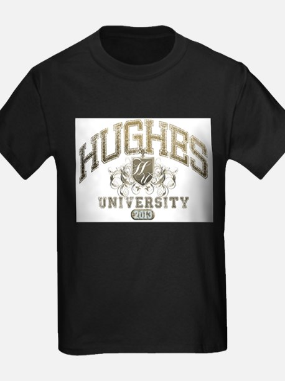 Hughes Last name University Class of 2013 T-Shirt