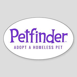 Petfinder Sticker