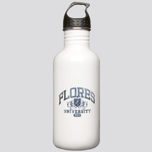 Flores last name University Class of 2013 Water Bo