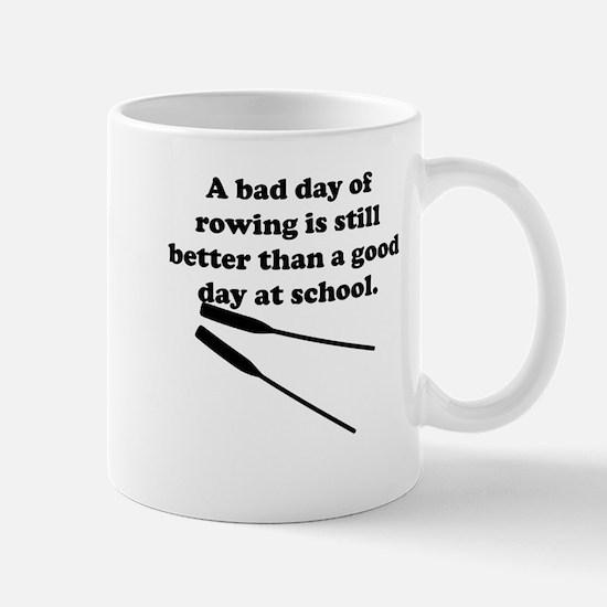 A Bad Day Of Rowing Mug