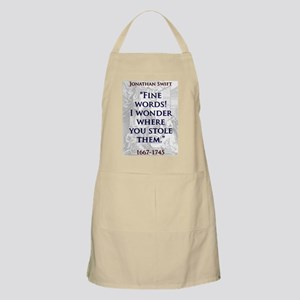 Fine Words - J Swift Light Apron