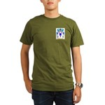 Bertalti Organic Men's T-Shirt (dark)