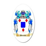 Bertalti 35x21 Oval Wall Decal