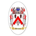 Bertacco Sticker (Oval 50 pk)