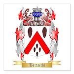 Bertacchi Square Car Magnet 3