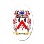 Bertacchi 20x12 Oval Wall Decal