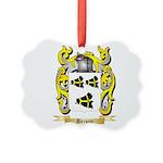 Berson Picture Ornament