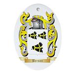 Berson Ornament (Oval)