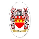 Berry Sticker (Oval 10 pk)