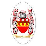 Berry Sticker (Oval 50 pk)