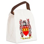 Berry Canvas Lunch Bag