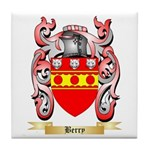 Berry Tile Coaster