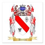 Berrios Square Car Magnet 3