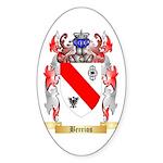 Berrios Sticker (Oval)