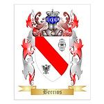Berrios Small Poster