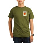 Berrier Organic Men's T-Shirt (dark)