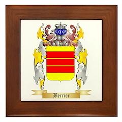 Berrier Framed Tile