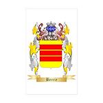 Berrie Sticker (Rectangle 10 pk)