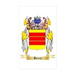 Berrie Sticker (Rectangle 50 pk)