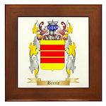 Berrie Framed Tile