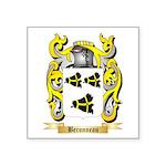 Beronneau Square Sticker 3