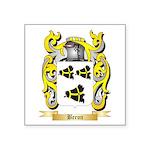 Beron Square Sticker 3