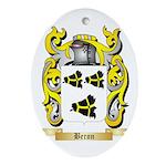 Beron Ornament (Oval)